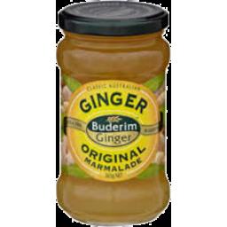 Photo of Buderim Ginger Marmalade 365gm