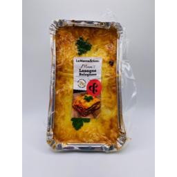 Photo of Lamanna&Sons Lasagne Bolognese 650g
