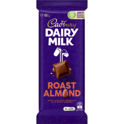 Photo of Cadbury Dairy Milk Roast Almond 180g