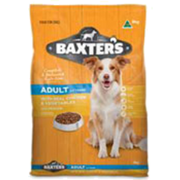Photo of Baxter's Dry Adult Dog Food, Chicken Vegetable 8kg