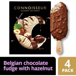 Photo of Connoisseur Multi Pack Bel Choc & Haz 4s
