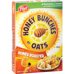 Photo of Post Honey Bunches Of Oats Honey Roasted