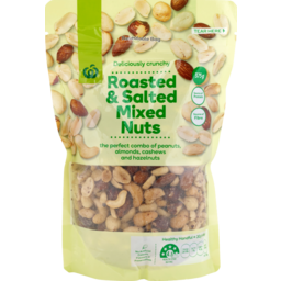 Photo of WW Roasted & Salted Mixed Nuts 375g