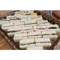 Photo of Sandwich Club Egg, Ham & Lettuce