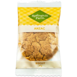 Photo of Springhill Anzac Biscuit 20gm