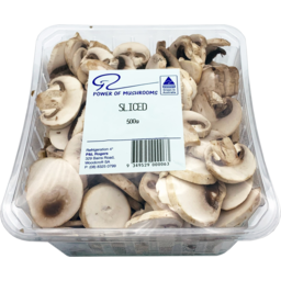 Photo of Sliced Mushrooms 500g