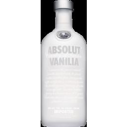 Photo of Absolut Vanilla Vodka