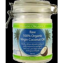 Photo of Coconut Oil Raw 650ml