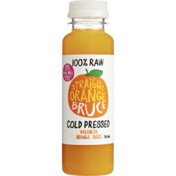 Photo of Bruce Juice Straight Orange 300ml