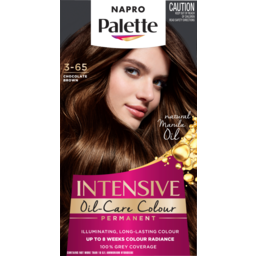 Photo of Napro Palette Permanent Hair Colour 3-65 Chocolate Brown