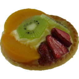 Photo of Small Fruit Flans