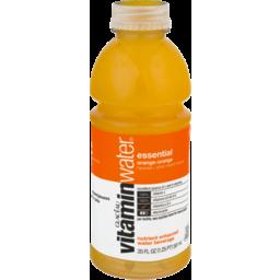 Photo of Glaceau Vitamin Water Essential Orange Nutrient Enhanced Water Beverage