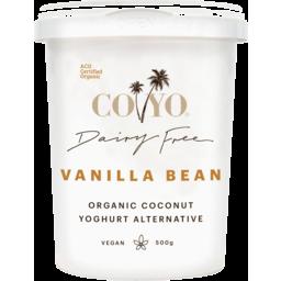 Photo of Coyo Coconut Yoghurt Vanilla Bean 500gm