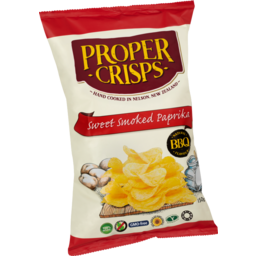 Photo of Proper Crisps Smoked Paprika 150g