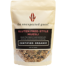 Photo of The Unexpected Guest Cereal - Gluten Free-Style