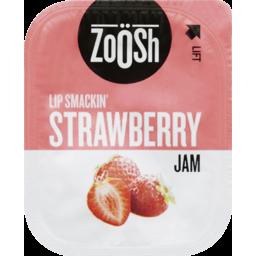 Photo of Zoosh Strawberry Jam Single Serve 13g