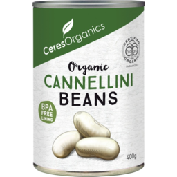 Photo of Ceres Organics Cannellini Beans