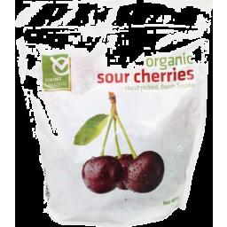 Photo of Viking Organic Frozen Sour Cherries
