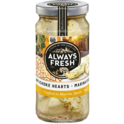 Photo of Always Fresh Artichoke Hearts Marinated 230g