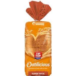 Photo of Tip Top Bread Oatilicious Super Thick 700g