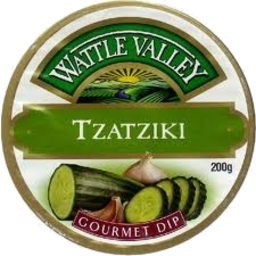Photo of W/Valley Dip Tzatziki 200g
