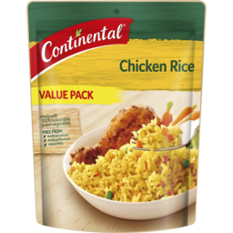 Photo of Continental Value Pack Rice Chicken 190g