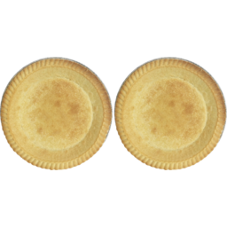 Photo of Tart Shells Unfilled - Baked 7 Inch 2 Pack 300g