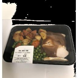 Photo of Meal Roast Pork