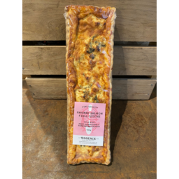 Photo of Essence Smoked Salmon & Dill Quiche 720g