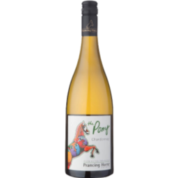 Photo of Prancing Horse The Pony Chardonnay 750ml