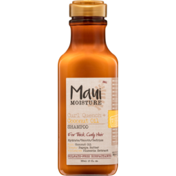 Photo of Maui Moisture Coconut Oil Shampoo For Thick Curly Hair 385ml