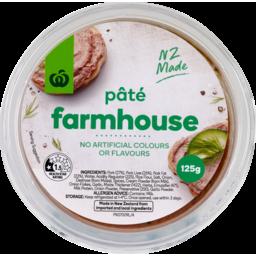 Photo of WW Pate Farmhouse 125g
