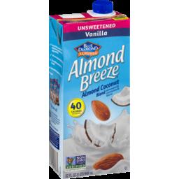 Photo of Blue Diamond Almonds Breeze Vanilla Almond Coconut Blend Unsweetened