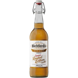 Photo of Bickfords Brown Lime Cordial Limited Edition Sa Only 750ml
