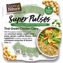 Photo of Super Nature Super Pulses Thai Green Chicken Curry 300gm