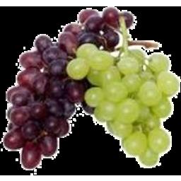 Photo of Bi-Colour Grapes 500g