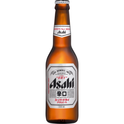 Photo of Asahi Super Dry Bottles