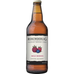 Photo of Rekorderlig Premium Wild Berries Cider Bottles