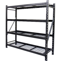 Photo of Industrial 4-Shelf Storage Rack