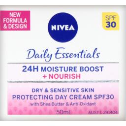 Photo of Nivea Daily Essentials Day Cream Rich Spf30+ 50ml