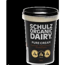 Photo of Schulz Organic Dairy Cream