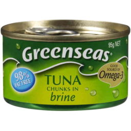 Photo of Greenseas Tuna Chunks In Brine 95gm