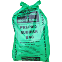 Photo of Council Bag Rodney Green