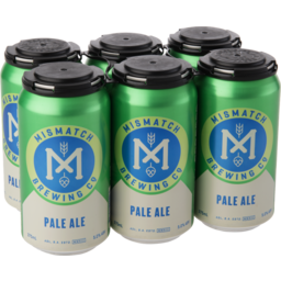 Photo of Mismatch Brew Pale Ale Can
