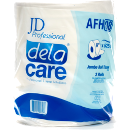 Photo of Delacare Institutional Bath Tissue Jumbo Roll