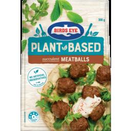 Photo of Birds Eye Succulent Plant Based Meatballs 300g