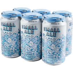 Photo of Colonial Small Ale 6x375ml