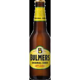 Photo of Bulmers Original Cdr Btl 330ml