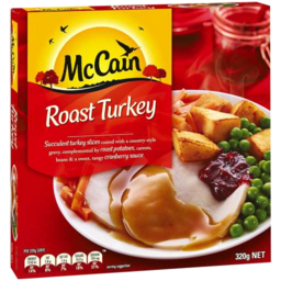 Photo of McCain Roast Turkey 320g