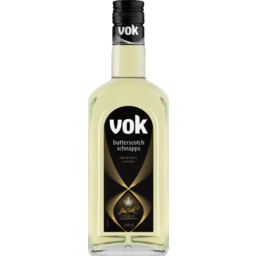 Photo of Vok Butterscotch Schnapps Liquer 500ml